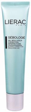 Регулирующий гель для лица от недостатков кожи Lierac Sebologie Blemish Correction Regulating Gel