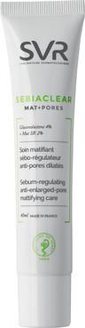 Матирующий и поросужающий крем SVR Sebiaclear Mat Pores Cream
