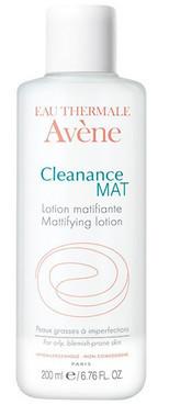 Матирующий лосьон-тоник для проблемной кожи Avene Cleanance MAT Mattifying Toner