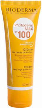 Солнцезащитный крем Bioderma Photoderm Max SPF 100 Sun Cream