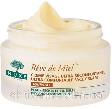 Крем ультра-комфорт для лица Nuxe Reve De Miel Ultra-Comforting Face Cream