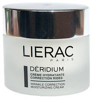 Крем от старения нормальной и комбинированой кожи Lierac Deridium Wrinkle Correction Nourishing Cream