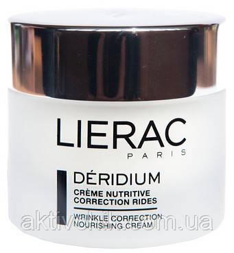 Антивозрастной крем для нормальной и склонной к сухой кожи Lierac Deridium Cream 50 мл