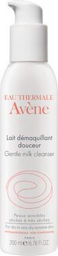Нежное очищающее молочко Avene Soins Essentiels Gentle Milk Cleanser