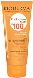 Солнцезащитное молочко для тела Bioderma Photoderm Max SPF 100 Sun Milk