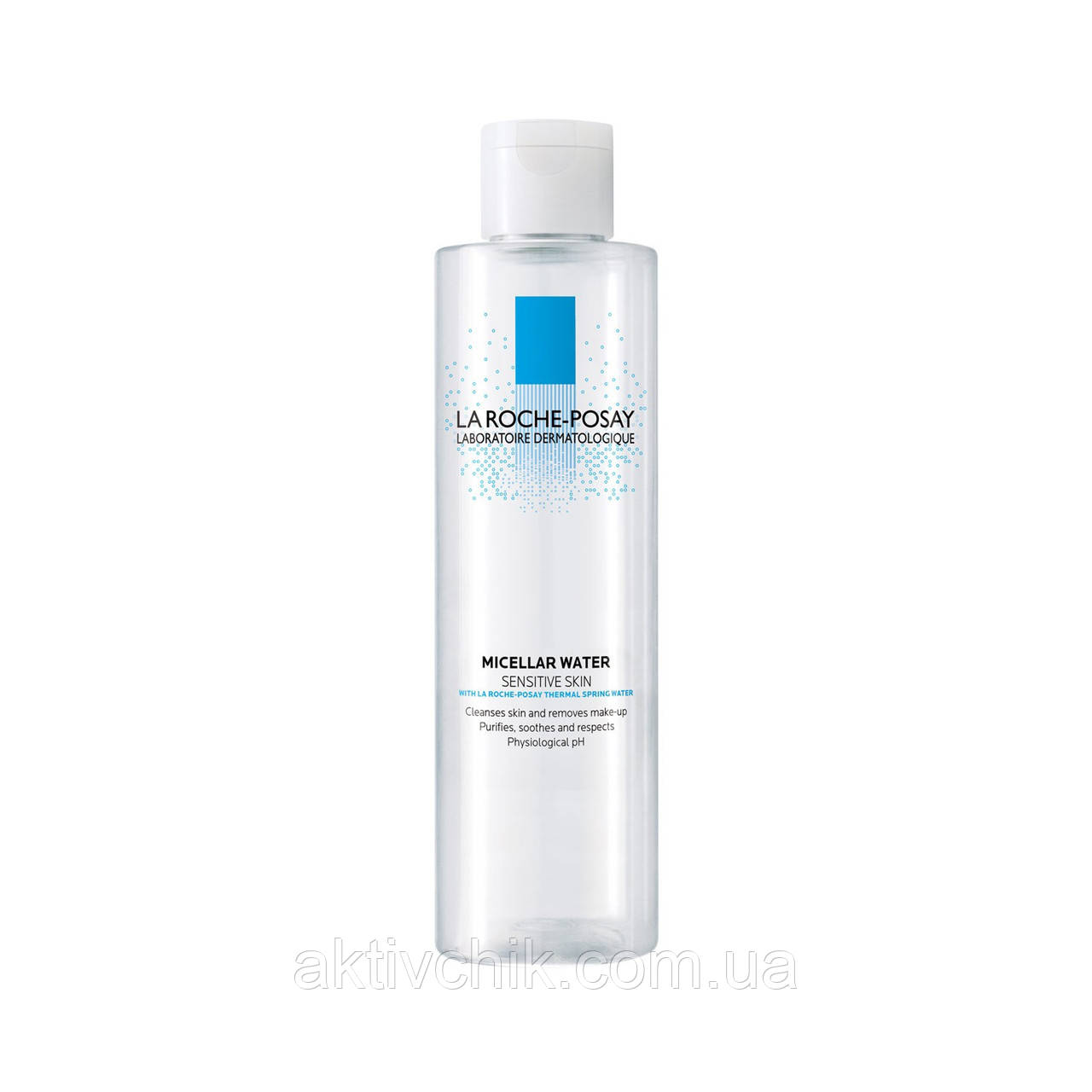Міцелярна вода для чутливої шкіри обличчя La Roche-Posay Physiological Micellar Water Sensitive Skin 50мл