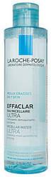 Очищаюча міцелярна вода для зняття макіяжу Ля Рош La Roche-Posay Effaclar Purifying Micellar Water