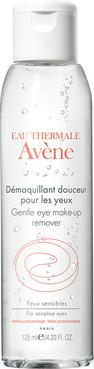 Нежный лосьон для снятия макияжа с глаз Avene Soins Essentiels Gentle Eye Make-Up Remover 125мл
