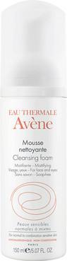 Очищающий мусс для умывания Avene Eau Thermale Cleansing Foam 150 мл