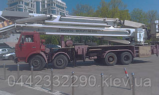 Аренда автовышки 50 метров (044)232_70_31
