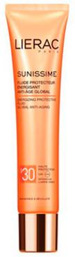 Солнцезащитный тонизирующий флюид для лица Lierac Sunissime Energizing Protective Fluid Global Anti-Aging SPF 30