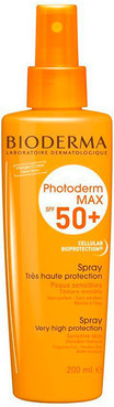 Солнцезащитный спрей для лица и тела Bioderma Photoderm Max Spray SPF 50+