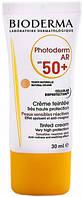 Солнцезащитный тональный крем Bioderma Photoderm AR SPF 50+ Tinted Sun Cream