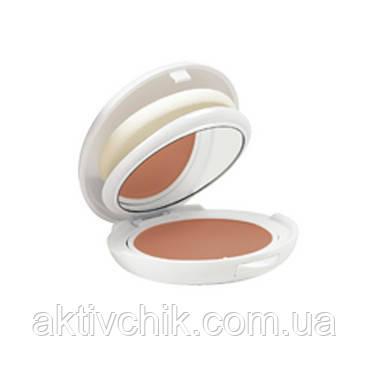 Солнцезащитная крем-пудра Avene Solaires Tinted Compact SPF 50