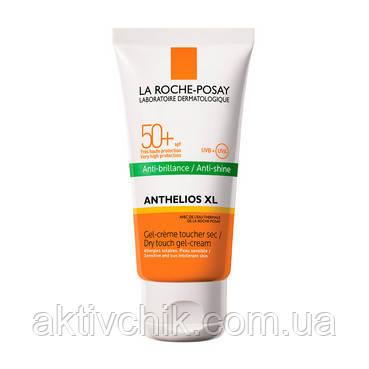Матуючий сонцезахисний крем-гель для обличчя La Roche Posay Anthelios XL Dry Touch Gel-Crema SPF 50+