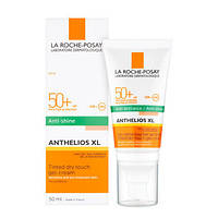 Матирующий солнцезащитный крем-гель с тональным La Roche Posay Anthelios XL Tinted Dry Touch Gel-Crema SPF 50+