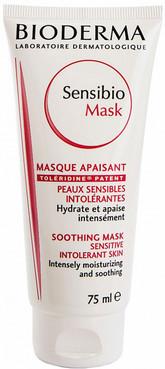 Успокаивающая маска для лица Биодерма сансибио Bioderma Sensibio Mask Soothing Mask