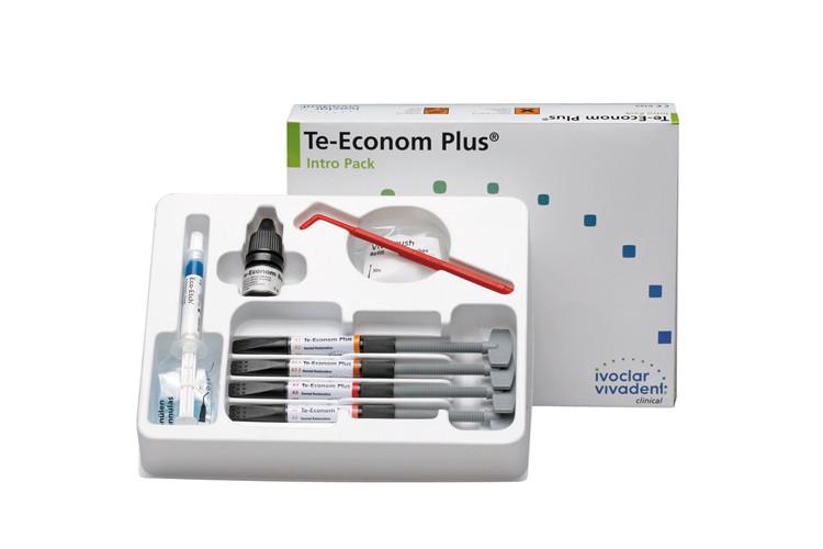 Te-Econom Plus Те Эконом,Те-Эконом Плюс,Te-Econom Plus, Те-економ плюс Ivoclar Vivadent набор 4шпр. 3Vdent