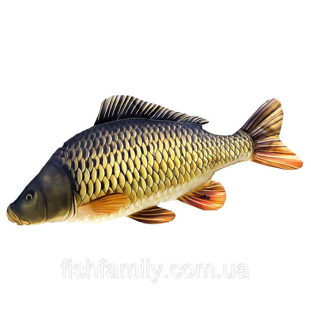 Подушка-рыба Gaby Карп 36х15см(3KB2001)