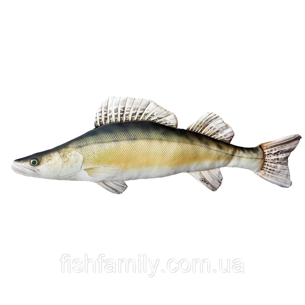 Подушка-рыба Gaby Судак 77х27см(3KB2012)