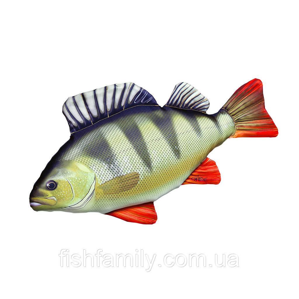 Подушка-рыба Gaby Окунь 50х28см(3KB2013)