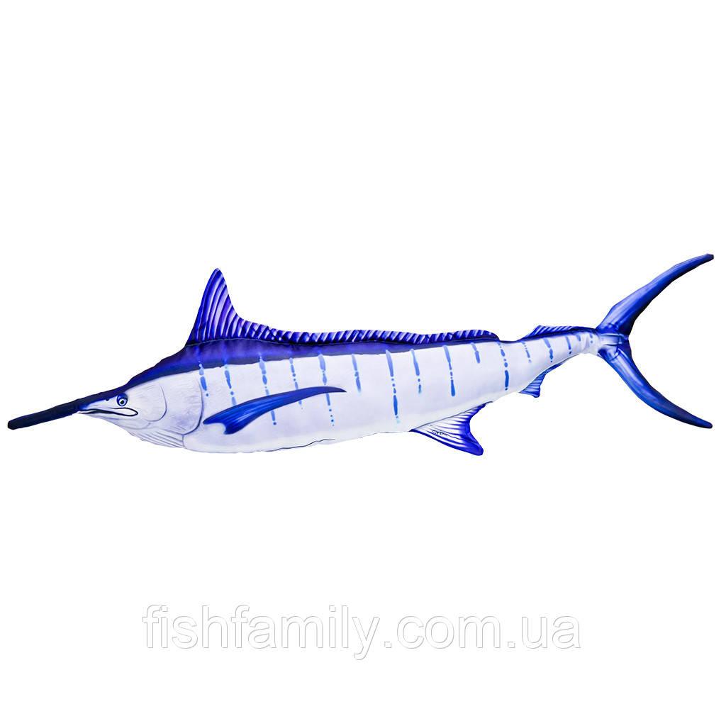 Подушка-рыба Gaby Марлин 118х35см(3KB2033)