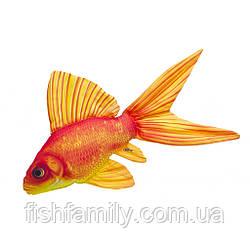 Подушка-рыба Gaby Золотая рыбка 60х30см(3KB2051)