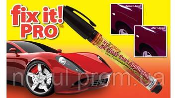 Fix It Pro — удаляем царапины на автомобиле