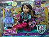 Кукла на шарнирах Addison с набором, фото 2