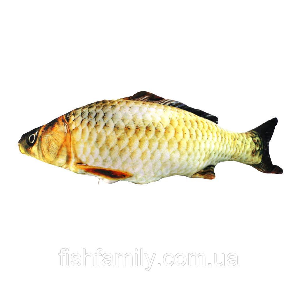 Подушка-рыба 3KFish Карп 59х20см(3KB2070)