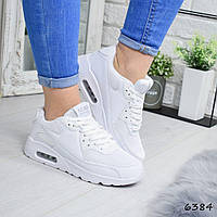 Кроссовки белые женские 39-41, фото 1