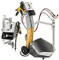 Ручное оборудование для нанесения порошковых покрытий OptiFlex Pro B2