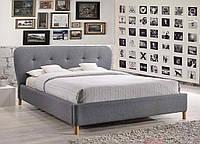 Кровать с матрасом деревянная «Влада»
