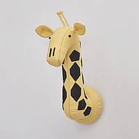 Мягкая игрушка украшение Жираф Berni