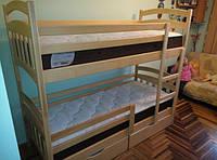 Комплектуємо двоярусні ліжка захисним бортом