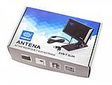Автомобильная ТВ антенна DVB-T/T2 TIR Korona SLIM (плоская, на присоску) 12/24V Польша ОРИГИНАЛ для телевизора, фото 6