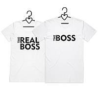 Футболки Парные Real Boss