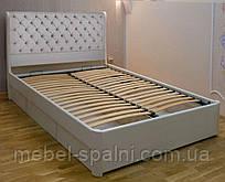 Кровать полуторная деревянная «Шарлотта»
