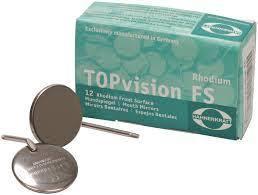 Зеркало стоматологическое TOPvision, топ визион, с родиевым покрытием 3VDent