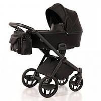 Дитяча коляска 2 в 1 Invictus V-Print Black