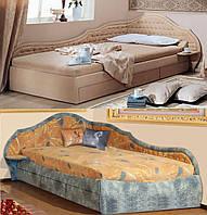 Кровать с ящиками деревянная «Вероника»