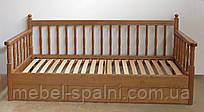 Кровать с ящиками деревянная «Джема»