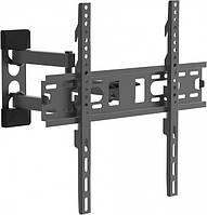 🔝 Крепление для телевизора (крепёж / подставка) держатель под тв. (26 - 55 дюймов) vesa 200x200 | 🎁%🚚