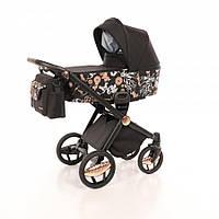 Дитяча коляска 2 в 1 Invictus V-Print Cooper