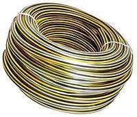 Шланг для полива армированный 3/4 х 20м Зебра EVCI PLASTIK 661