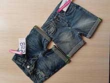 Джинсовые шорты на мальчика. Размер 104 см - 128 см от 4 до 8 лет. Производство Турция