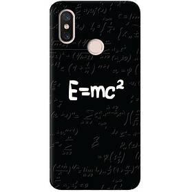 Чехол на Xiaomi Mi A2 Lite Einstein