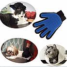 Щетка Fur Wizard+ Массажная перчатка True Touch ( рукавичка для чищення тварин ), фото 5
