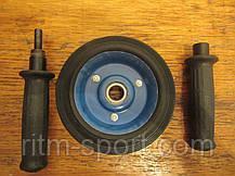 Колесо (ролик) для пресса d 160 mm, фото 2