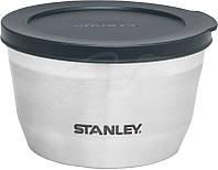 Пищевой термоконтейнер Stanley Adventure Vacuum Bowl 0.53л ц:стальной
